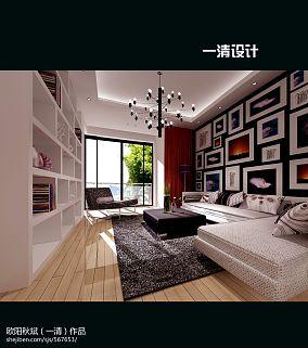 雅美2室1厅平面图