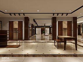 日式风格一居室装修效果图大全欣赏