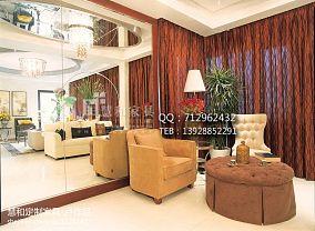 2015新古典风格三居室装修效果图