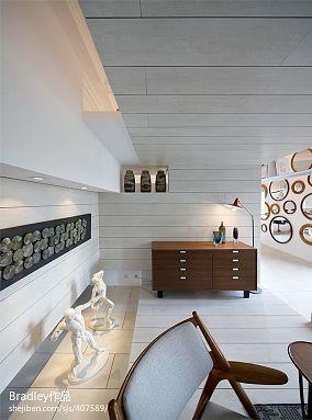 经典现代风格家庭装修设计