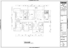 精选139平米复古别墅效果图