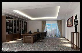 雅美美式地中海风格卧室图