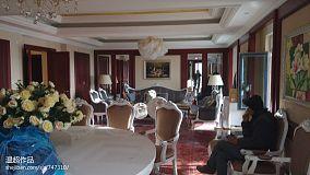 豪华客厅欧式别墅家具图片