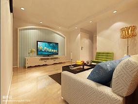 小户型日式装修客厅设计