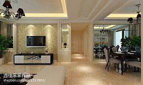 美式风格家居客厅设计案例