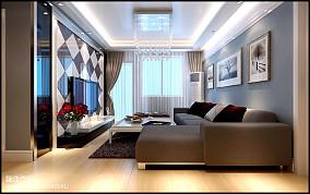 精选现代一居卧室效果图片