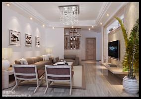 日式风格二居卧室设计图片