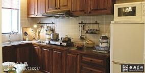 2013厨房整体橱柜效果图