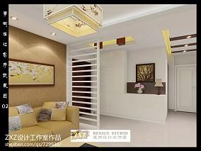 现代2室2厅房屋图片