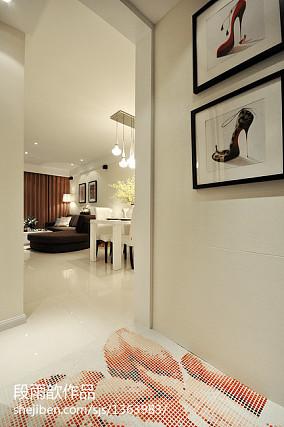 客厅沙发电视背景墙效果图片欣赏