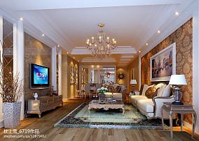 简约北欧家居客厅装修风格
