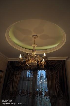 餐厅吊灯装饰设计