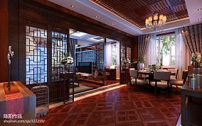 混搭风格海景房客厅装修效果图