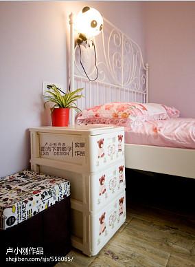 现代简约室内花架