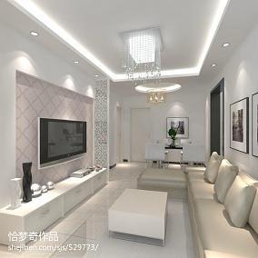 奢华客厅中式古典装修