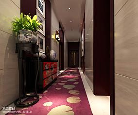 热门小户型客厅美式装修设计效果图片欣赏