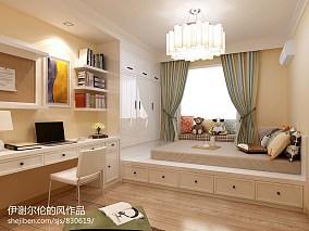 休闲两室一厅精装房装修图