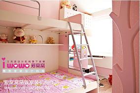 面积89平小户型儿童房欧式装修图片欣赏