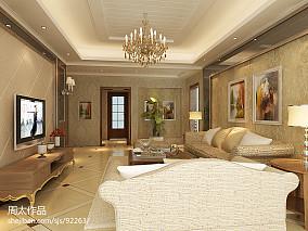室内家居100平米别墅设计图