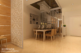 精美二居餐厅现代装修图片欣赏