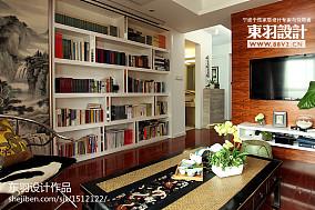 2018精选86平米中式小户型客厅装饰图