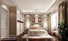 2018小户型卧室欧式装修效果图