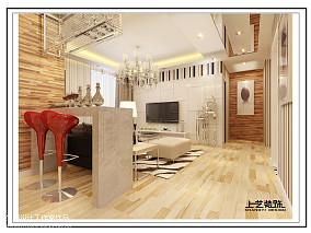 色彩印象-客厅-现代简约风格