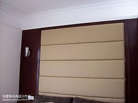 美式家居实木百叶窗帘图片