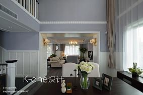 明亮200平美式别墅装修装饰图