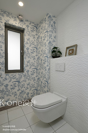 热门别墅卫生间美式效果图片