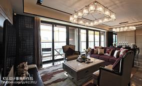 现代简约客厅装修