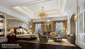美式80后装修风格卧室