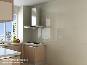 热门二居厨房现代效果图片