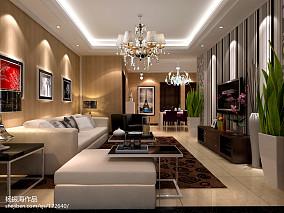 简美三室二厅房屋图片