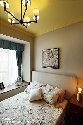 精选面积113平复式卧室混搭装修实景图片