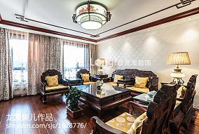 【天鹅堡】170平三居新中式风格精美上映_1522210