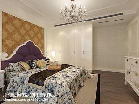 法式简约装修卧室设计
