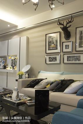 精美现代客厅装修设计效果图片欣赏