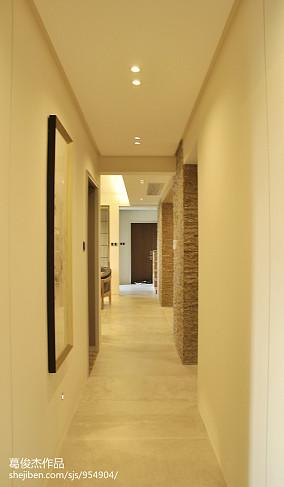 热门137平米四居现代装饰图片欣赏