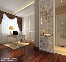 欧式风格四居室装修图片大全
