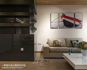 2018精选大小144平别墅客厅现代装修实景图片大全