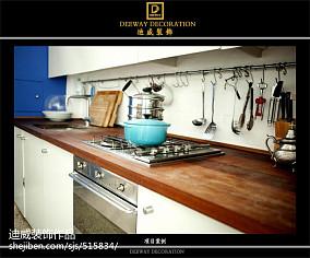 精美79平米现代小户型厨房装饰图