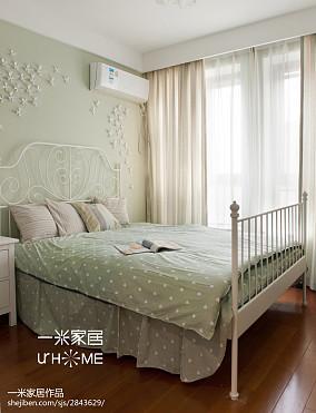 小户型宜家风卧室窗户设计