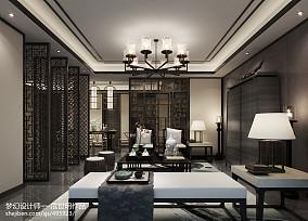 精选客厅中式实景图片