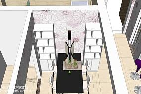 中式风格酒柜