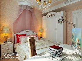 美式宝宝的卧室