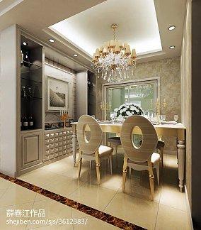 现代风格跃层式住宅客厅图片