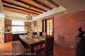 美式田园风格别墅卧室设计