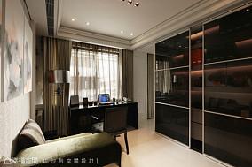 简约设计65平小户型装修室内图片