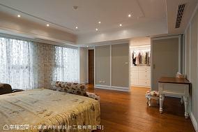 110平三室两厅装修
